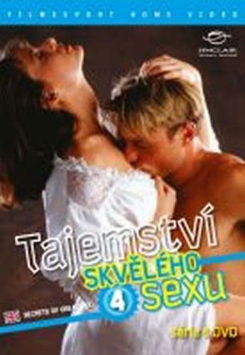 Tajemství skvělého sexu 4. - DVD digipack cena od 73 Kč