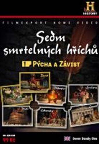 Sedm smrtelných hříchů 1. - Pýcha, Závist - DVD digipack cena od 36 Kč