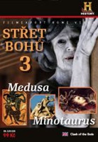 Střet bohů 3. (Medusa, Minotaurus) - DVD digipack cena od 85 Kč
