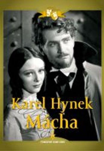 Karel Hynek Mácha - DVD digipack cena od 77 Kč