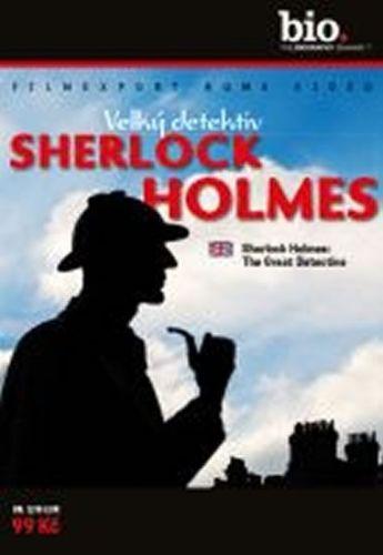 Velký detektiv Sherlock Holmes - DVD digipack cena od 73 Kč
