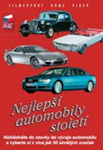 Nejlepší automobily století - DVD box cena od 69 Kč