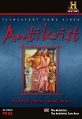 Antikrist, nejpodlejší postava v historii lidstva - DVD digipack cena od 69 Kč