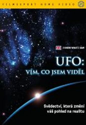 UFO: Vím co jsem viděl - DVD digipack cena od 73 Kč