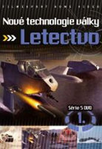 Nové technologie války 1. - Letectvo - DVD digipack cena od 36 Kč