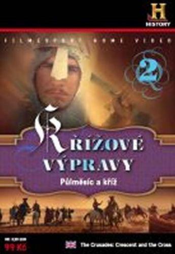 Křížové výpravy: Půlměsíc a kříž 2. - DVD digipack cena od 36 Kč
