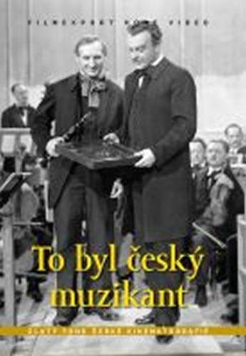 To byl český muzikant - DVD box cena od 106 Kč