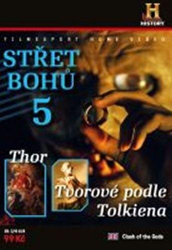 Střet bohů 5. (Thor, Tvorové podle Tolkiena) - DVD digipack cena od 77 Kč