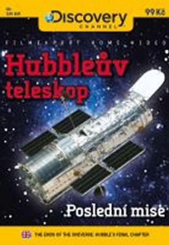 Hubbleův teleskop: Poslední mise - DVD digipack cena od 36 Kč