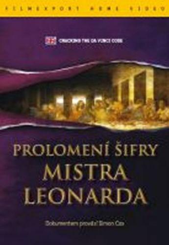 Prolomení šifry mistra Leonarda - DVD digipack cena od 36 Kč