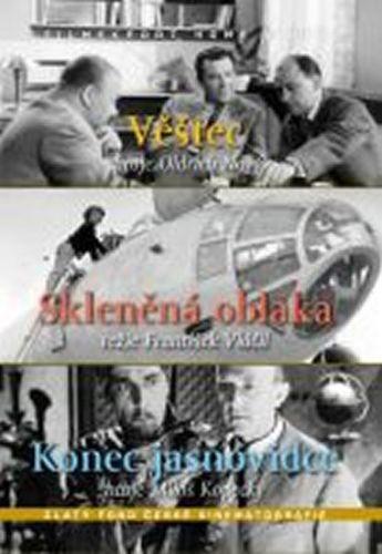 Věštec/Konec jasnovidce/Skleněná oblaka - DVD box cena od 106 Kč
