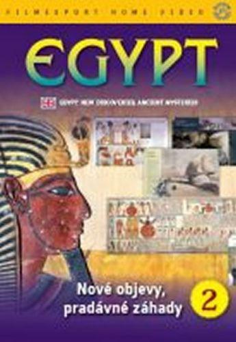 Egypt: Nové objevy, pradávné záhady 2. - DVD digipack cena od 49 Kč
