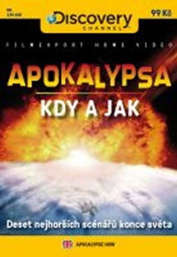 Apokalypsa kdy a jak - DVD digipack cena od 36 Kč