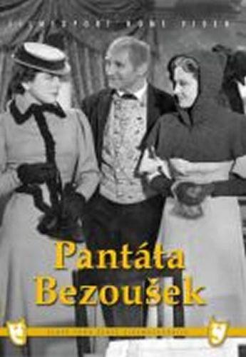 Pantáta Bezoušek - DVD box cena od 130 Kč