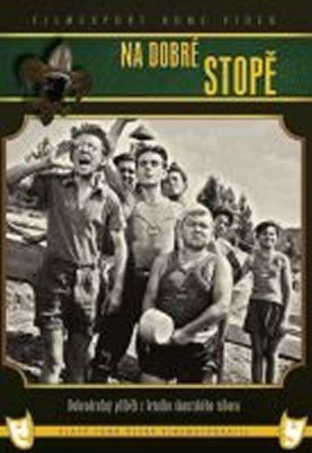 Na dobré stopě - DVD digipack cena od 73 Kč