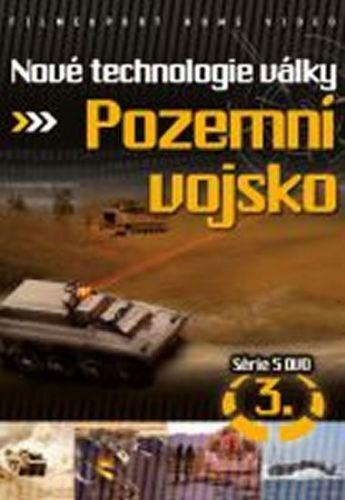 Nové technologie války 3. - Pozemní vojsko - DVD digipack cena od 73 Kč