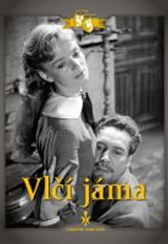 Vlčí jáma - DVD digipack cena od 73 Kč