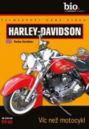 Harley-Davidson: Víc než motocykl - DVD digipack cena od 73 Kč