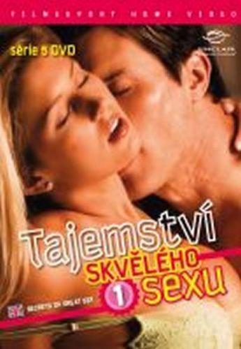 Tajemství skvělého sexu 1. - DVD digipack cena od 73 Kč