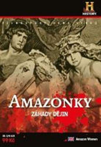 Amazonky - DVD digipack cena od 61 Kč