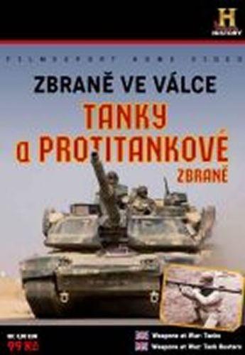 Zbraně ve válce: Tanky a Protitankové zbraně - DVD digipack cena od 77 Kč