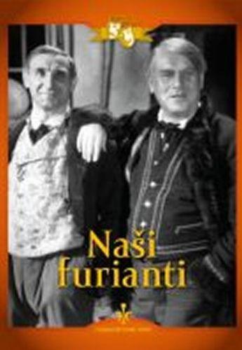 Naši furianti - DVD digipack cena od 73 Kč