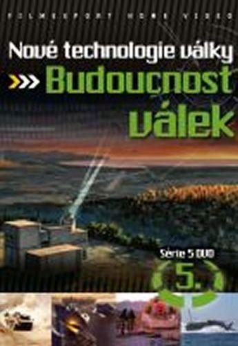 Nové technologie války 5. - Budoucnost válek - DVD digipack cena od 73 Kč
