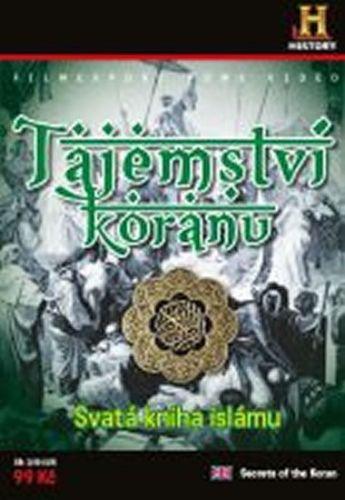 Tajemství koránu - Svatá kniha islámu - DVD digipack cena od 69 Kč