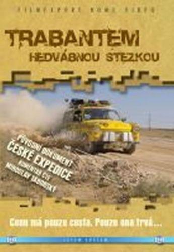 Trabantem Hedvábnou stezkou - DVD box cena od 170 Kč