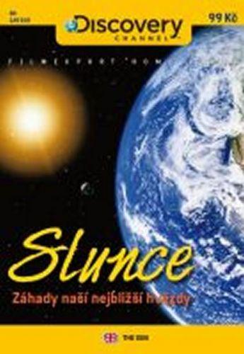 Slunce: Záhady naší nejbližší planety - DVD digipack cena od 69 Kč