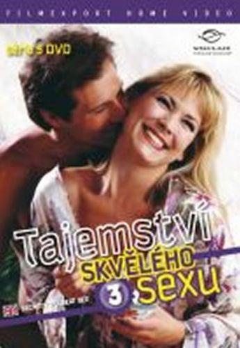 Tajemství skvělého sexu 3. - DVD digipack cena od 73 Kč