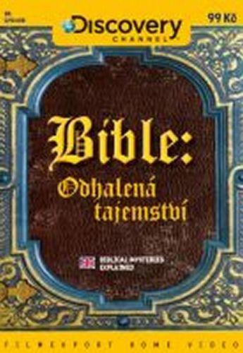 Bible: Odhalená tajemství - DVD digipack cena od 69 Kč