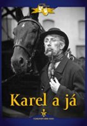 Karel a já - DVD digipack cena od 85 Kč