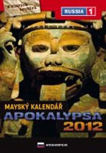 Mayský kalendář: Apokalypsa 2012 - DVD digipack cena od 73 Kč