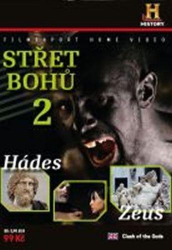 Střet bohů 2. (Hádes, Zeus) - DVD digipack cena od 77 Kč
