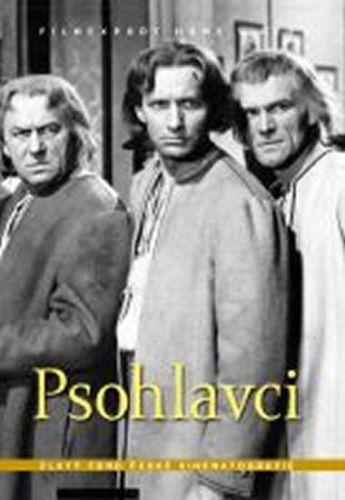 Psohlavci - DVD box cena od 99 Kč
