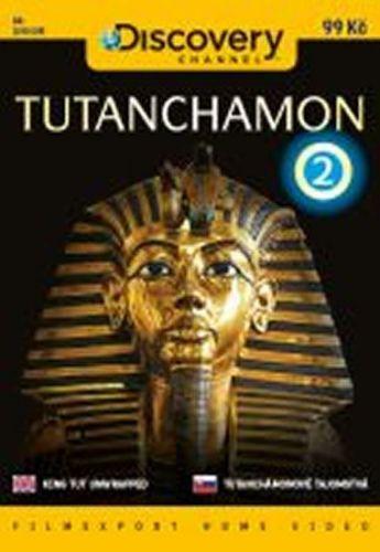 Tutanchamon 2. - DVD digipack cena od 73 Kč