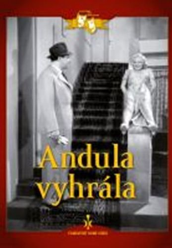 Andula vyhrála - DVD digipack cena od 77 Kč
