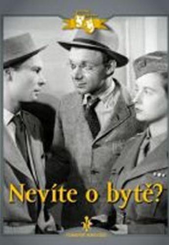 Nevíte o bytě? - DVD digipack cena od 79 Kč