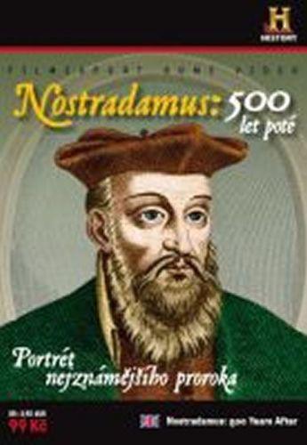 Nostradamus: 500 let poté - DVD digipack cena od 59 Kč