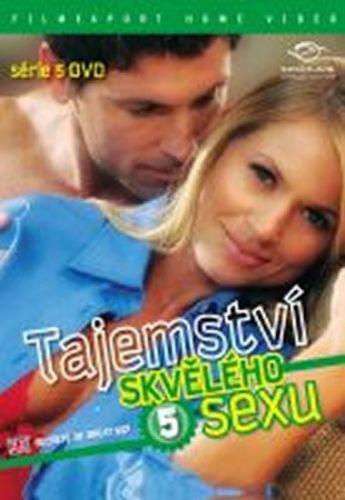 Tajemství skvělého sexu 5. - DVD digipack cena od 73 Kč