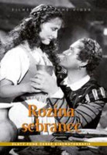 Rozina sebranec - DVD box cena od 106 Kč
