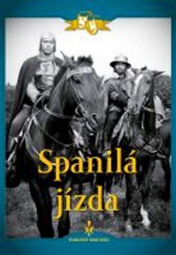 Spanilá jízda - DVD digipack cena od 77 Kč