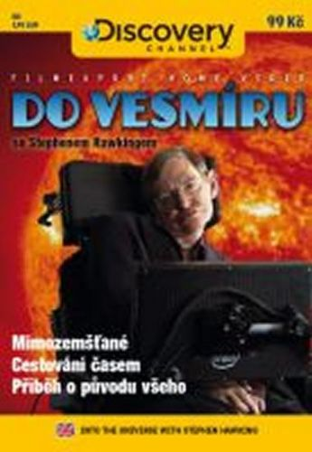 Do vesmíru se Stephenem Hawkingem 2 DVD - DVD digipack cena od 73 Kč