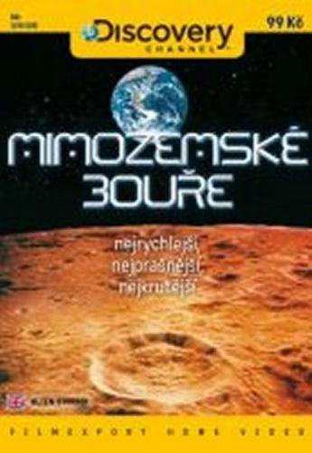 Mimozemské bouře - DVD digipack cena od 36 Kč