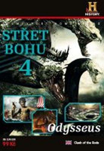 Střet bohů 4. (Odysseus + Odysseus: Pomsta bojovníka) - DVD digipack cena od 85 Kč