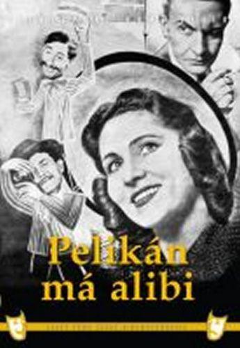 Pelikán má alibi - DVD box cena od 132 Kč