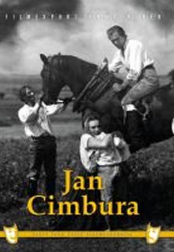 Jan Cimbura - DVD box cena od 106 Kč