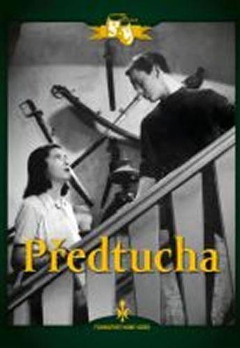 Předtucha - DVD digipack cena od 85 Kč