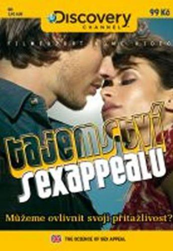 Tajemství sexappealu - DVD digipack cena od 85 Kč